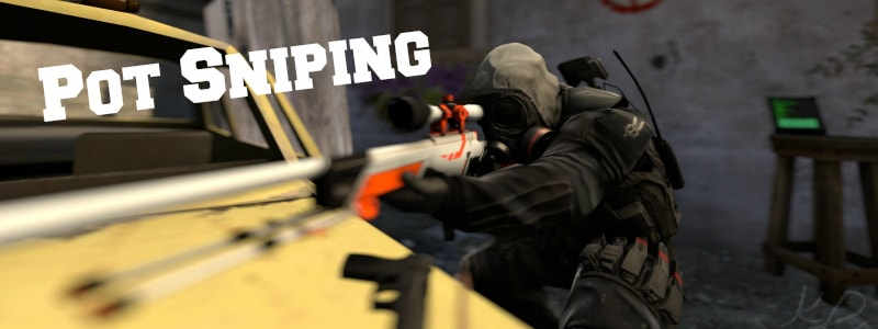 pot sniping